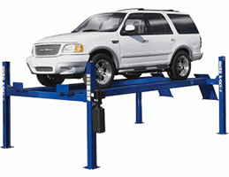 BendPak 4 Wheel Lift System