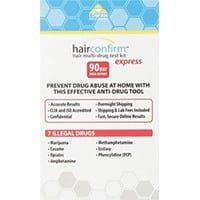Express Hair Drug Testing Kit