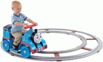 Fisher Price Power Wheels Thomas