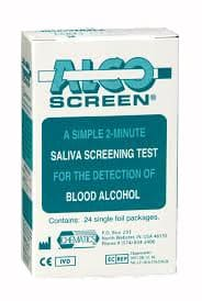 Alco-Screen Alcohol Test