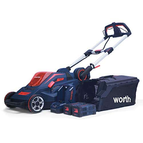 PowerMax 84V Lawnmower.