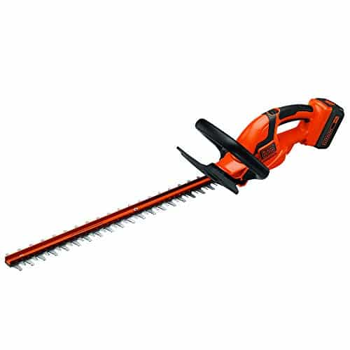 BLACK DECKER LHT2436 40-Volt High-Performance Cordless Hedge Trimmer