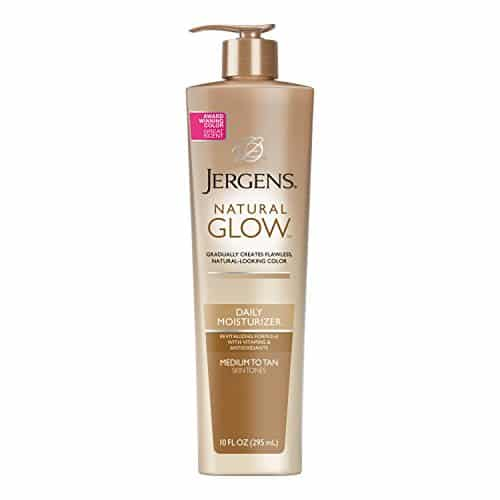 Jergens Natural Glow Daily Moisturizer for Body