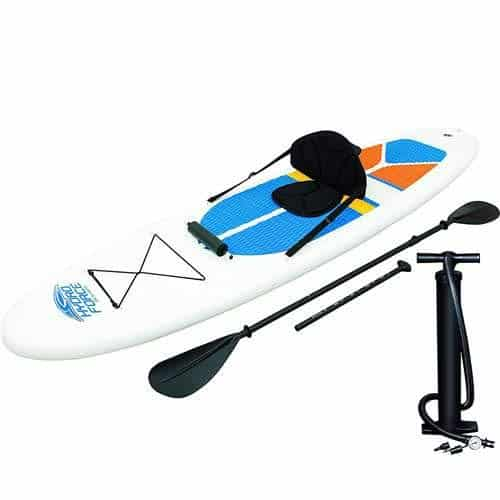 HydroForce White Cap Inflatable SUP and Kayak