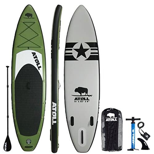 Atoll 11-Foot Inflatable SUP