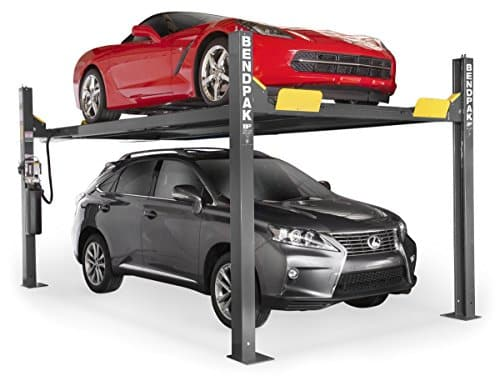 BendPak 4-Post Extra-Tall Car Lift