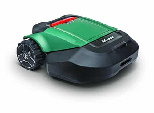 RS612 Battery Powered Robotic Lawn Mower by Robomow