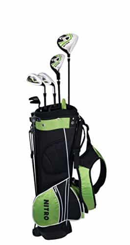 Nitro Golf Junior Crossfire 8 Piece Complete Set