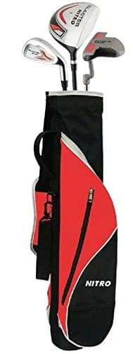 Nitro Golf Set Blaster Youth 6Piece