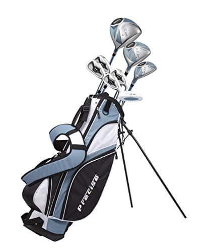 Precise NX460 Ladies Women's Complete Golf Clubs Set
