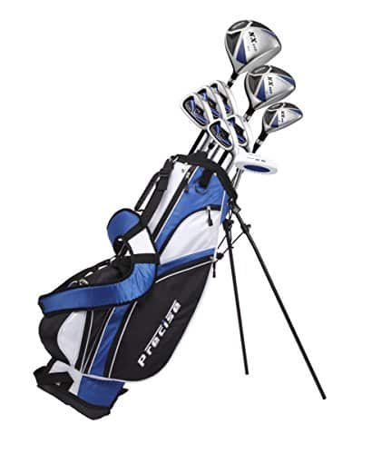 Precise NX460 Men's Complete Golf Clubs Package Set