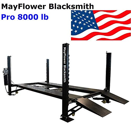 Mayflower Blacksmith Car Lift