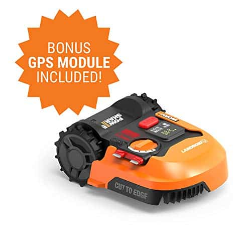 WR140 Landroid M 20V Robotic Lawn Mower by WORX