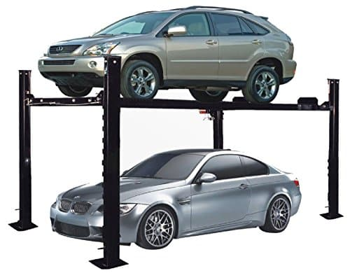 APlusLift HW-8S Post Car Lift
