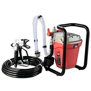 Krause And Becker Airless Paint Sprayers
