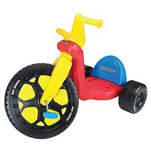 Big Wheel Tricycle 48727