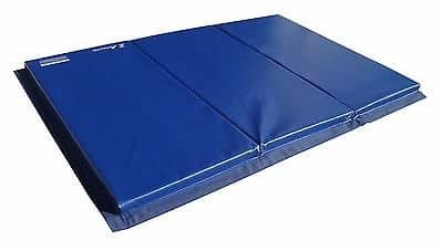 Z Athletic 4ft x 6ft x 2in Folding Mat for Gymnastics, Martial Arts