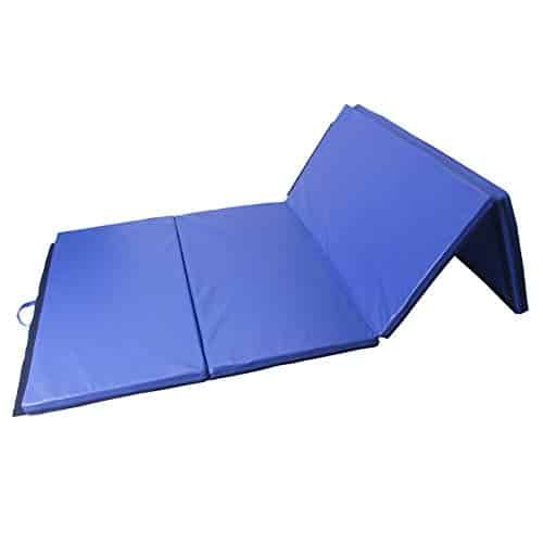 Polar Aurora 4'x8'x2 Multipe Colors Thick Folding Gymnastics Gym Exercise Aerobics Mats Stretching Fitness Yoga