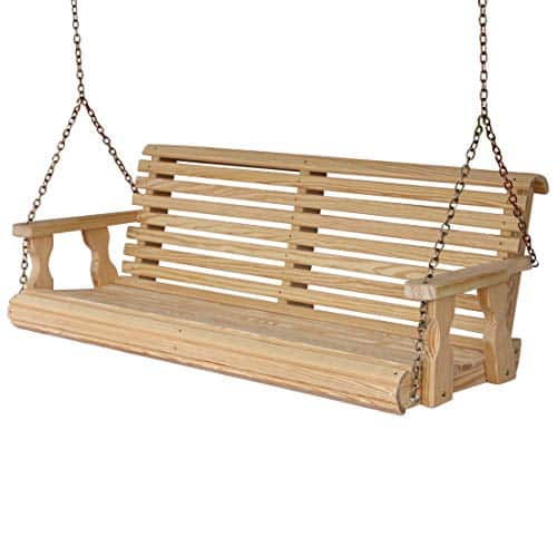 Amish Heavy-duty Rollback Swing