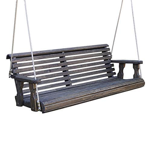 CAF Amish Heavy Duty Porch Swing