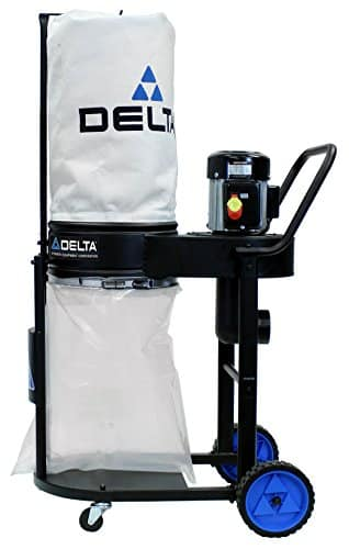 Delta Power Equipment 50-723T2 1 hp Dust Collector