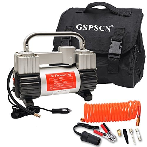 GSPSCN Silver Tire Inflator