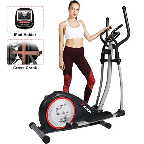 Snode Elliptical MAchine Trainer, Magnetic Elliptical (Model: E20)