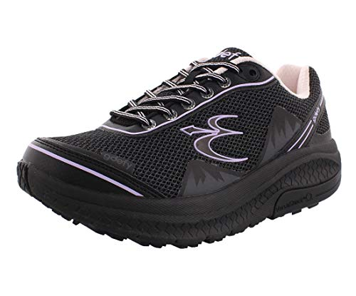 Gravity Defyer Proven Pain Relief Women's G-Defy Mighty Walk - Shoes for Heel Pain, Foot Pain, Plantar Fasciitis