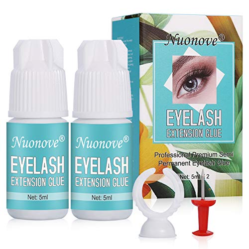 TOULLGO Eyelash Glue for Professional Lash Extensions